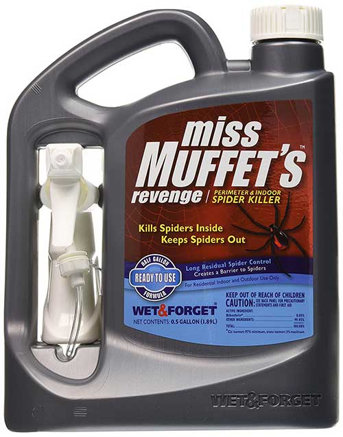 Miss Muffet's Revenge Spider Killer