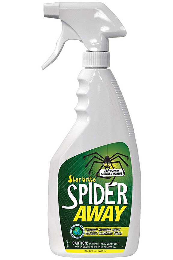 Star Brite Spider Away Natural Spider Repellent