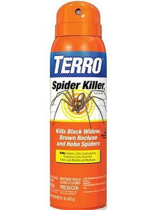 Terro Wolf Spider Spray