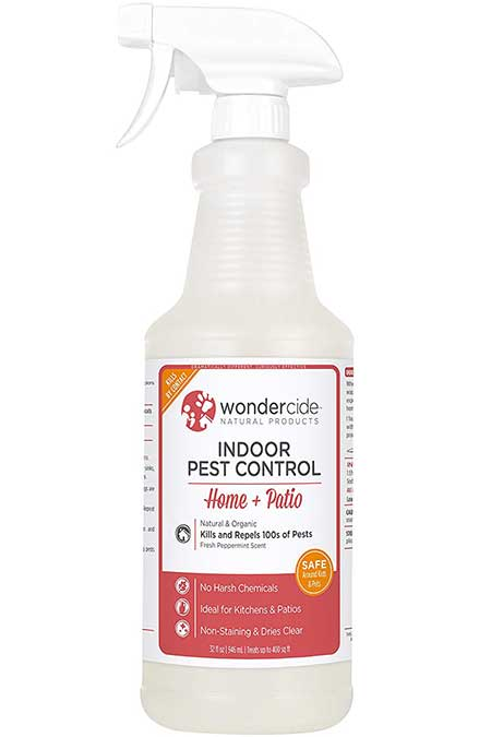 Wondercide Natural Wolf Spider Repellent