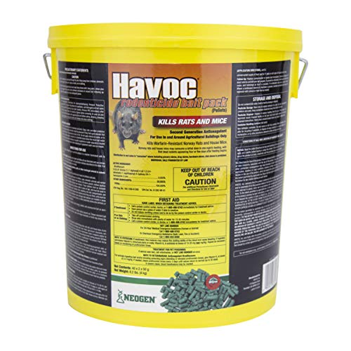 Havoc Rat and Mouse Bait