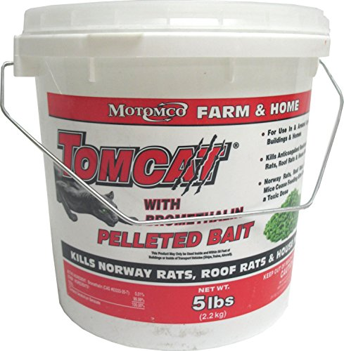 Tomcat Mouse and Rat Bromethalin Pellets