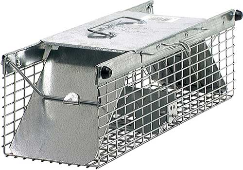 havahart 1025 small live animal trap for voles