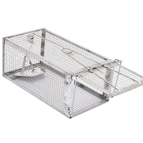 Kensizer Small Animal Humane Live Cage Rat