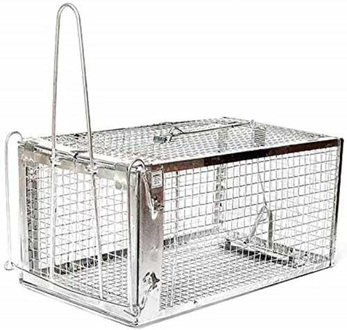 ab live animal rat trap cage