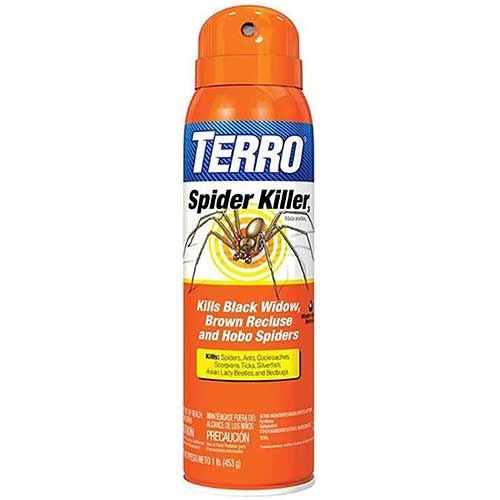 terro spider killer for wolf spiders