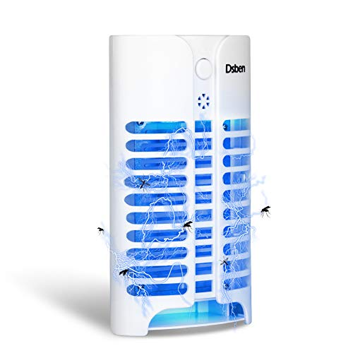 Dsben Indoor Plug-In Bug and Mosquito Zapper
