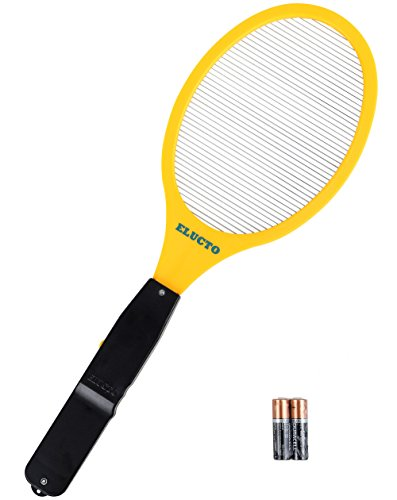 Elucto Electric Bug Zapper Racket