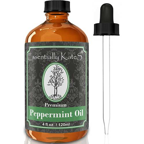peppermint oil to repel mice