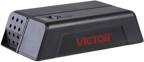 victor no touch electronic mouse trap