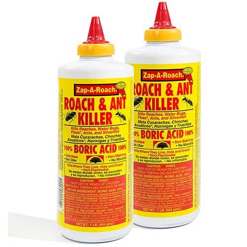 Zap a Roach Cockroach Boric Acid Powder