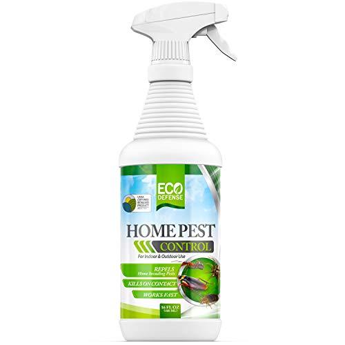 Eco-Defense Organic Home Pest Control Spray