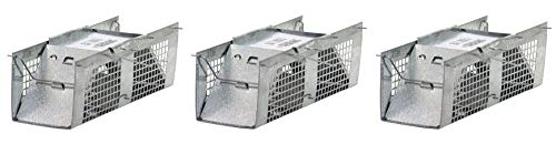 Havahart 1020 Live Animal Two-Door Vole Cage Trap