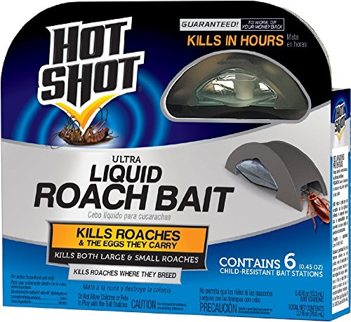 Hot Shot Ultra Liquid Traps