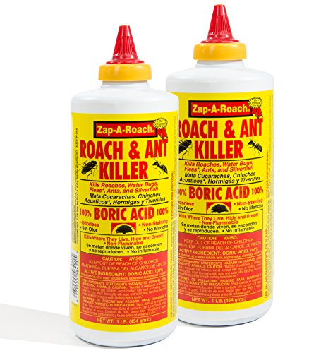 Zap-a-roach boric acid powder