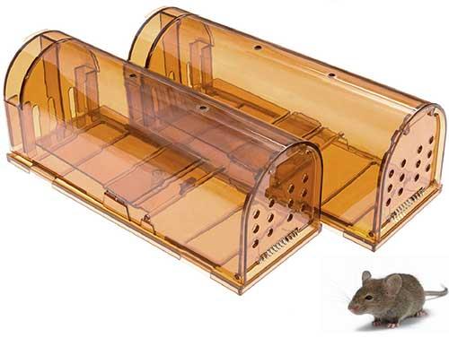 CaptSure Smart Rodent Mouse Rat Trap