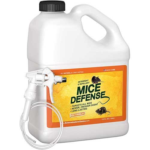Exterminators Choice Mice and Rat Defense Spray