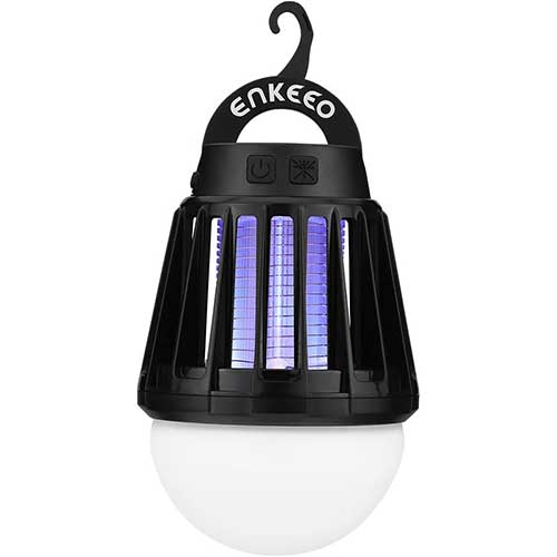 waterproof lantern bug zapper