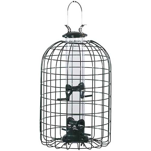 Audubon-Squirrel-Proof-Caged-Bird-Feeder
