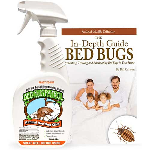 bed bug patrol safe natural non toxic bed bug spray