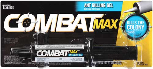 combat indoor and outdoor ant killer gel