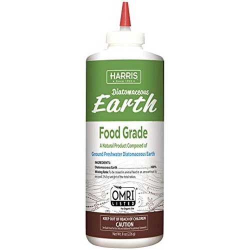 harris diatomaceous earth food grade bed bug killer