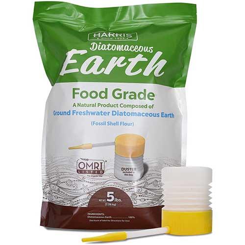 harris diatomaceous earth powder