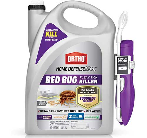 ortho home defense max bed bug killer