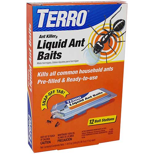 terro liquid ant bait stations with ant killer bait