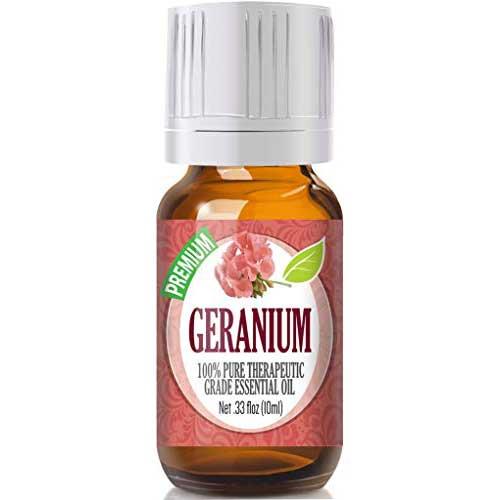 geranium oil spider killer
