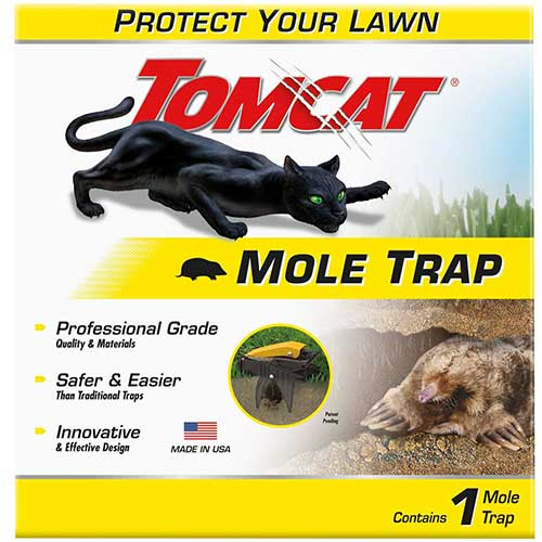 tomcat mole trap reusable trap to kill moles