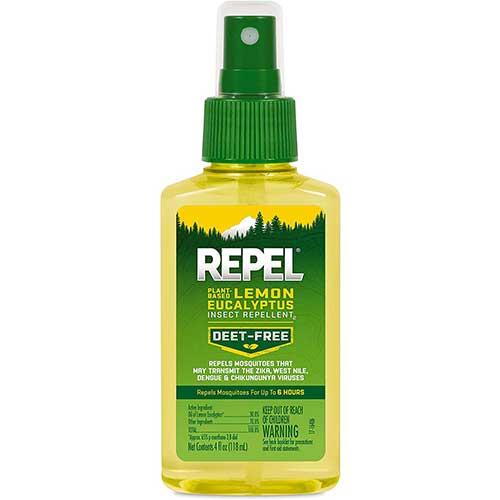 repel plant based lemon eucalyptus insect repellent for kids